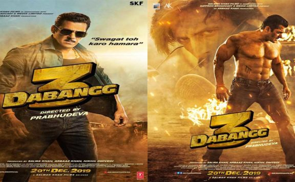 Dabangg3 collections salman khan upper BALCONY