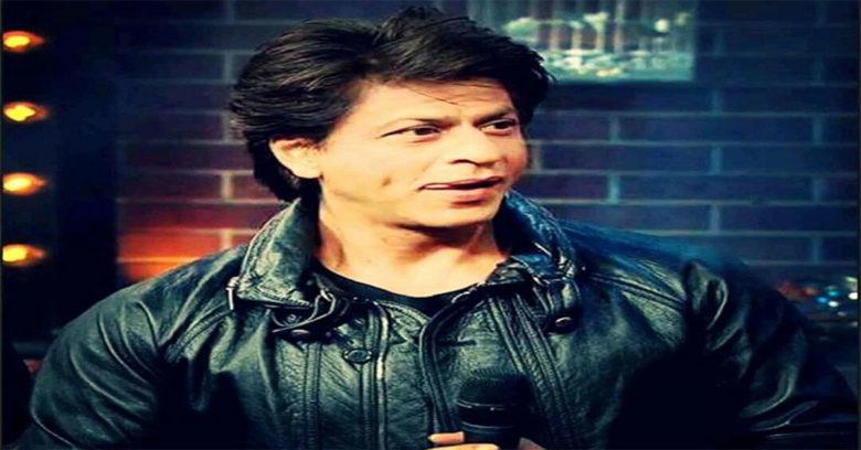ShahRukh Khan movie announcement upper BALCONY