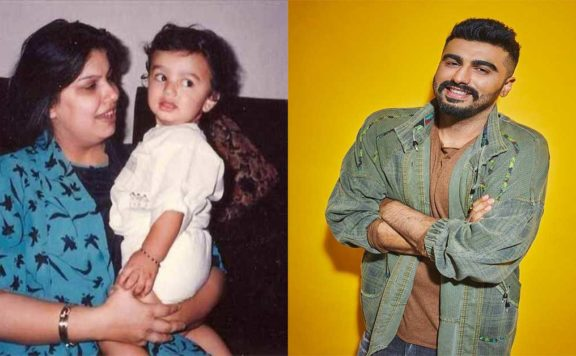 Arjun Kapoor wishes her mother Mona Kapoor Happy Birthday