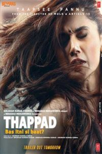 Thappad trailer review post
